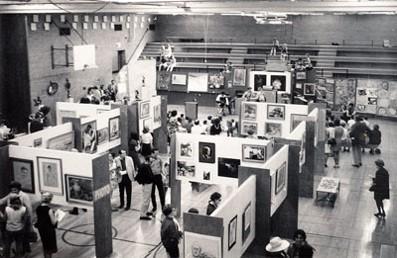 Beginnings of Pelham Art Center