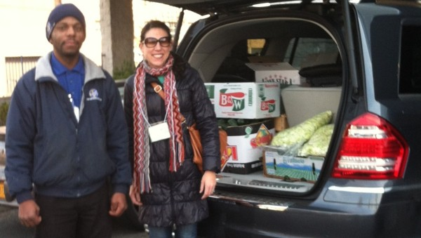 Food Rescue Run - County Harvest