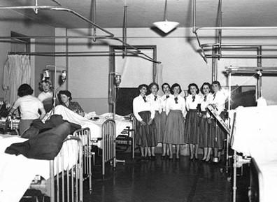 Pelham Larks at the Hospital